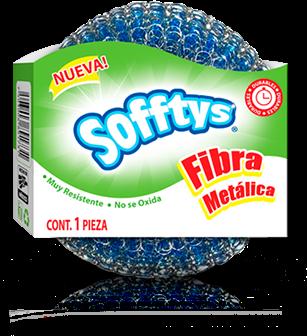 Fibra Metálica Sofftys