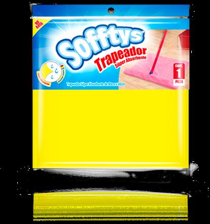 Trapeador Sofftys